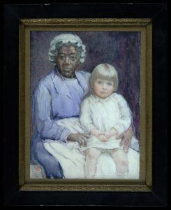 Sarah Eakin Cowan, Mary and Mammy, 1925