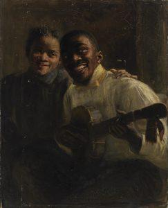 Robert Lee MacCameron, Two Negro Musicians, n.d.
