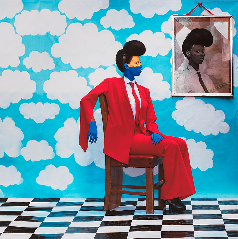 Exhibition details for: Aidah Muluneh, Sai Mado (The Distant Gaze), 2016