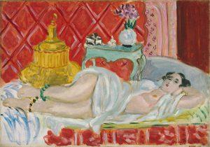 Henri Matisse, Odalisque, Harmony in Red 1926-7